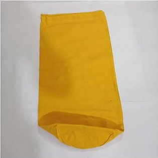 Canvas Punching Bag Yellow