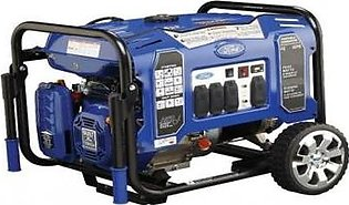 Ford 7.5 KW Self Start Petrol & Gas Generator FG9250PE Blue