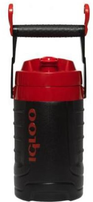 Igloo Half Gallon Water Bottle 41882 red