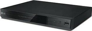 LG DVD Player with USB Direct Recording