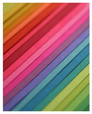 Pack of 1000 Color Paper A4 Size STS-245 Multicolor