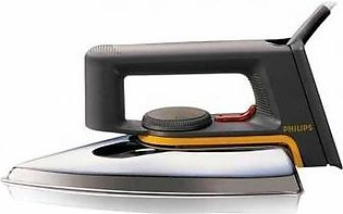 Philips Dry Iron 1000W Black