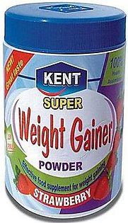 Weight Gainer Powder for Male and Female 300 gm Strawberry Flavor