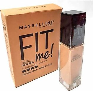 Fit Me Maybelline Foundation Beige