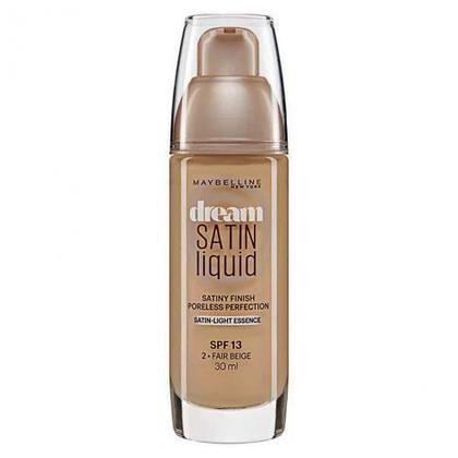 Maybelline Dream Satin Liquid Foundation 20 Cameo