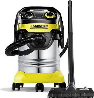 Karcher WD 5 Vacuum Cleaner with Blower Function 1100 W Black