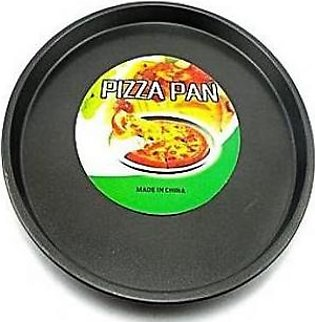 Pizza Pan Large 11.5 Inch Black