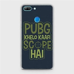 Skinlee Soft Case for Huawei Honor 9 Lite SKIN-25 Multicolor
