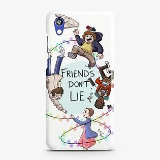 SkinLee Hard Case For Huawei Honor 8S SKNL-S-198 Multicolor
