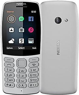 "Nokia 210 Dual Sim, Screen 2.4"", 16MB ROM, Feature Phone Grey"