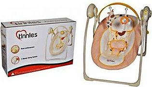 Tinnies Classic Swing for New Born Multicolor