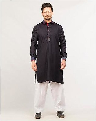 Hyperzone Kurta For Men HYP-132 Black