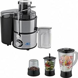 Anex 4 In 1 Juicer Blender 174 Black