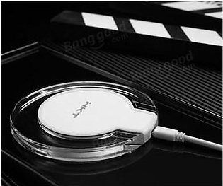 Wireless Charger For Samsung S6 - White