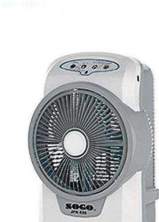 Sogo Rechargeable Air Cooler JPN-698 White