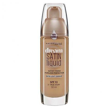 Maybelline Dream Satin Liquid Foundation Shade 10