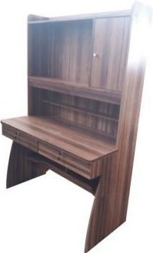 Laminated Wood Study Table Brown