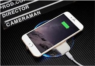 Wireless Charger For Samsung S8 - White