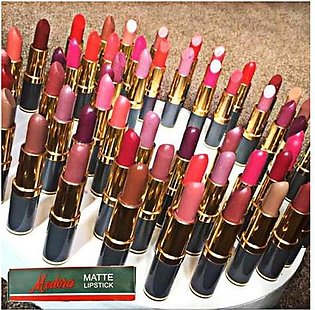 Pack Of 6 Medora Lipsticks Cnb-684 Multicolor