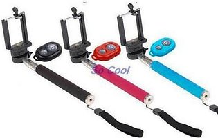 Monopod Bluetooth Selfie Stick