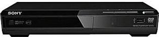 Sony DVD Player DVP-SR370 Black