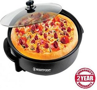 Westpoint Pizza Pan And Grill WF-3166 Black