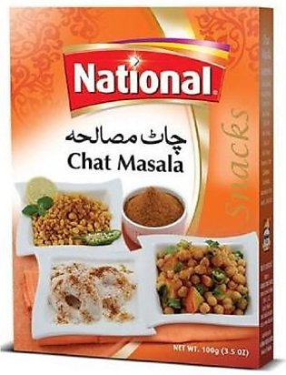 National Chat Masala 100 gm