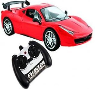 1.14 Scale 458 Remote Control Car Chargeable Red