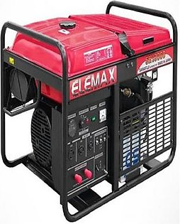 Elemax Generator SH 13000 Red & Black