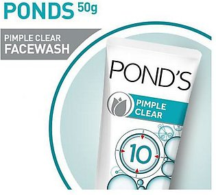 Ponds Pimple Clear Face Wash 50 gm