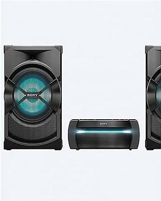 Sony High Power Home Audio System with DVD Player SHAKE-X30D Black