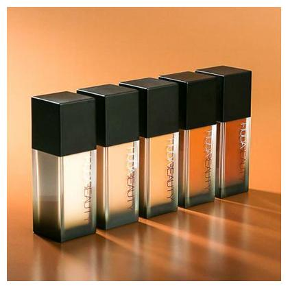 Huda Beauty 4 Pcs High Coverage Cream Foundation