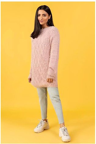 Feather Yarn Sweater SWT-FW20-04