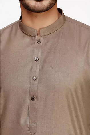 Brown Unstitched Fabric Opus Acura