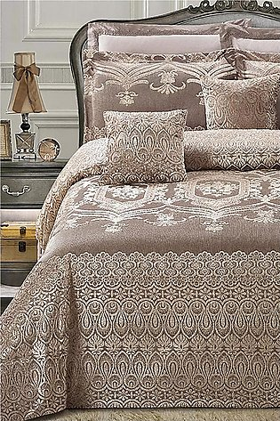 NOMAD Chenille Bed Spread Set
