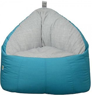 Trio Bean Bag - Blue