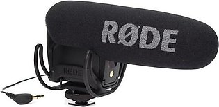 Rode Video Microphone Pro with Rycote Lyre Shockmount