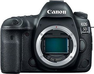 Canon 5D Mark IV DSLR Camera Body Only