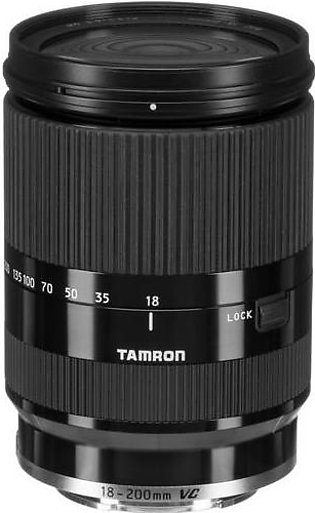 Tamron 18-200mm F3.5-6.3 Di III VC Lens for Sony E Mount