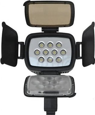 LED-5012 Video Light for DSLRs and Camcorder
