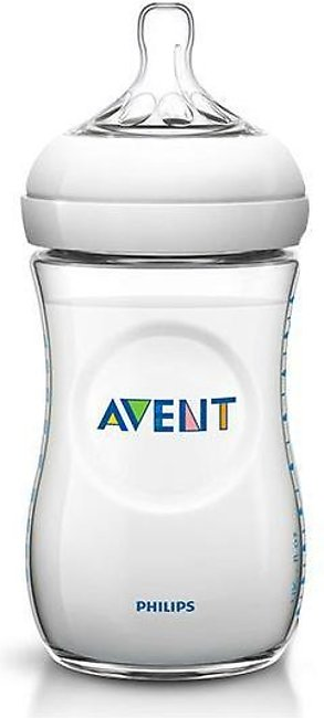 Philips Avent Classic Baby Feeder Bottle 260ml - Transparent