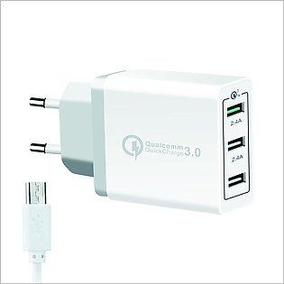 Mobile Charger 5.4A with Quick Charge 3.0 - R-333