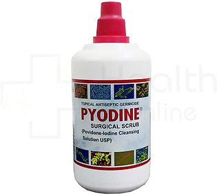 Pyodine Scrub 450ml