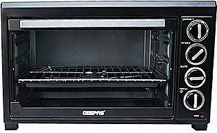 Geepas GO4451 Electric Oven with Grill 47Liter Black