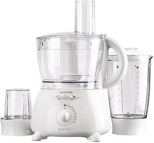 Kenwood FP-691 Food Processor With Official Warranty TM-K210