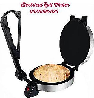Sabreesha Electric Dual Cooking Stove Cum Roti Maker