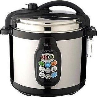 Sinbo Electric Digital Pressure Cooker SC0-5005