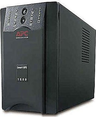 Electric APC UPS Smart UPS 1.5kVA / 980Watts Black