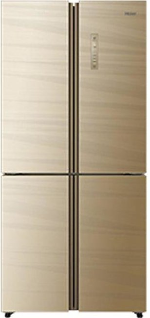 Haier HRF-568 TGG French Refrigerator With Official Warranty