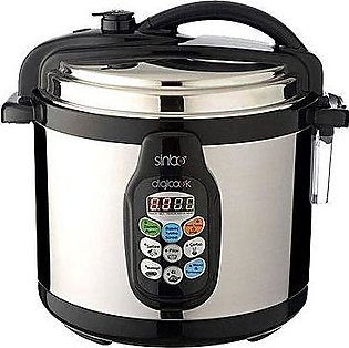 Sinbo Electric Digital Pressure Cooker SC05005
